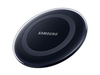 Samsung Wireless Charging Pad black für Samsung S6, S6 Edge