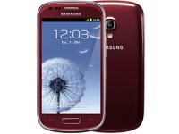 Samsung I8190 Galaxy S3 mini 8 GB - garnet red