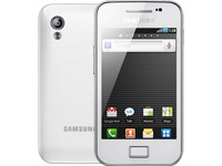 Samsung S5830 Ace - pure white