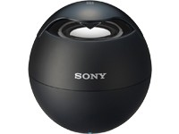 Sony Bluetooth 360° Smart Mini-Musikbox SRS-BTV5, NFC - black