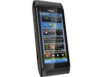 B-Ware 2: Nokia N8 - dark grey