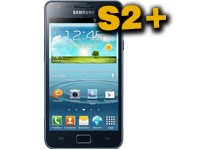 Samsung I9105P Galaxy S II Plus - blue gray