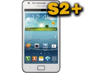 Samsung I9105P Galaxy SII Plus - chic white