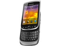 BlackBerry 9810 Torch - black