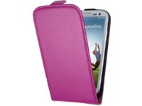 Ancor Slim FlipCase purple für Samsung I9500, I9505 Galaxy S4