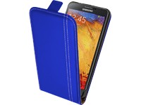 Ancor FlipCase RACE blue für Samsung N9005 Galaxy Note 3