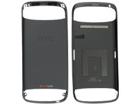 Back-Cover black für HTC One S - 74H02154-01M
