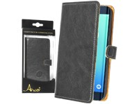 Anco Premium Book Case black Samsung G928F Galaxy S6 Edge Plus