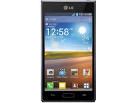 LG P700 Optimus L7 - black