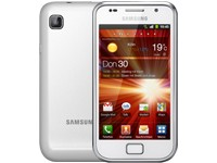 Samsung I9001 Galaxy S Plus - pure white