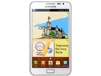 Samsung N7000 Galaxy Note - white