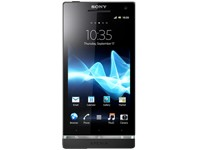 Sony Xperia S - black