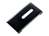 Nokia Faceplate / Hardcover CC-3032 black für Lumia 800