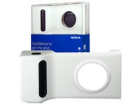 Nokia PD-95G Camera Grip white für Lumia 1020