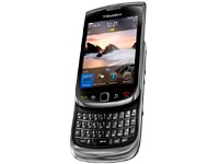 BlackBerry 9800 Torch - black (B-Ware)
