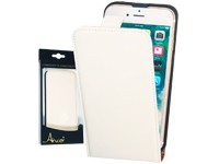 Anco Premium FlipCase white für Apple iPhone 7 Plus