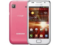 Samsung i9001 Galaxy S Plus - pink white