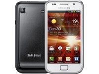 Samsung i9001 Galaxy S Plus - black white