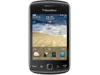 BlackBerry 9380 Curve - black