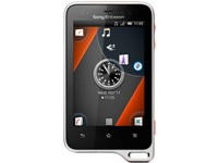 SonyEricsson Active - black orange