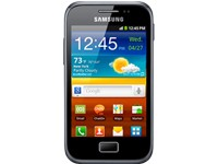 Samsung S7500 Galaxy Ace Plus - dark
