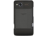 GRID Hard Cover Air-black für HTC Salsa - C510