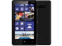 Nokia 820 Lumia - black