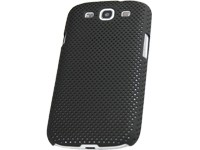GRID Hard Cover air-black für Samsung I9300 Galaxy S3
