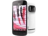 Nokia 808 Pure View - white