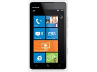 Nokia 900 Lumia - white