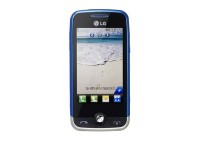 LG GS290 Cookie Fresh - blue silver