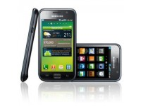 Samsung I9000 Galaxy S - metallic black