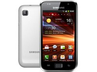 Samsung I9001 Galaxy S Plus - cer. white