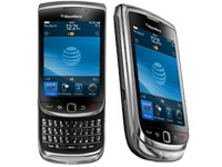 BlackBerry 9800 Torch (vodafone) - black