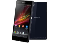 Sony Xperia Z - black