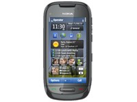 Nokia C7-00 (vodafone) - charcoal black