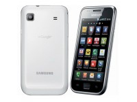 Samsung I9000 Galaxy S - ceramic white