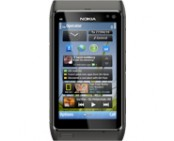 Nokia N8 - dark grey