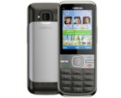 Nokia C5-00 5MP NAV - warm grey