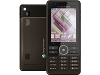 Sony Ericsson G900 - dark brown / Restposten