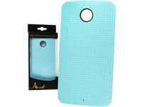 Anco Neo Case light-blue für Motorola Google Nexus 6