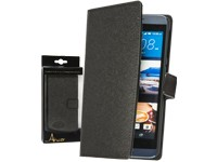 Anco Book Case black für HTC Desire 626, 626G