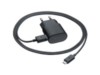 Nokia Ladeadapter AC-50E, 1300 mAh + Datenkabel CA-190CD microUSB / Blister-OVP