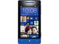 HTC Windows Phone 8S - blue