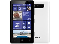Nokia 820 Lumia - white