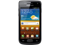 Samsung I8150 Galaxy W - soft black