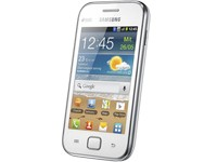 Samsung S6802 Galaxy Ace Duos - chic white