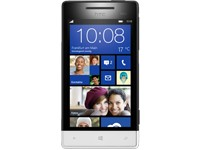 HTC Windows Phone 8S - black white