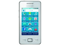 Samsung S5260 Star II - ceramic white
