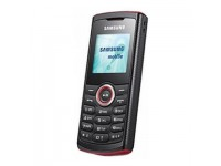 Samsung E2120 - candy red